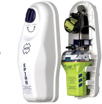 ACR Global fix gps epirb- automaattinen