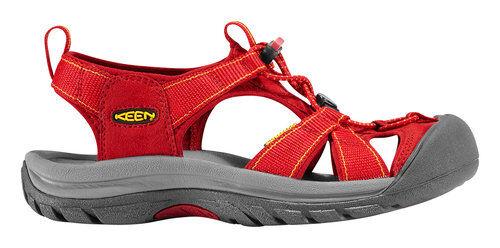Keen Sandaali venice h2 naisten punainen 5,5(35,5)