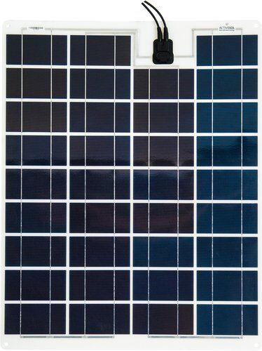 Active sol light, 75w 668x834mm