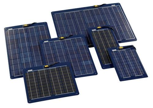 Solara m-sarja 27 wp semi-flex