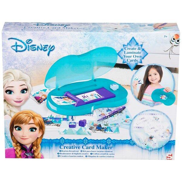 Disney Gör dina egna kort, Disney Frozen