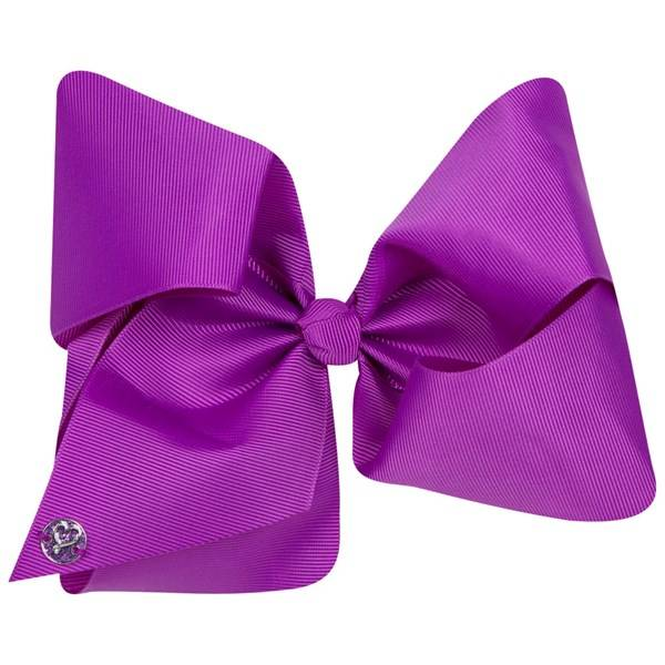 Jojo Siwa Bow Set - Tie Dye/Orchid