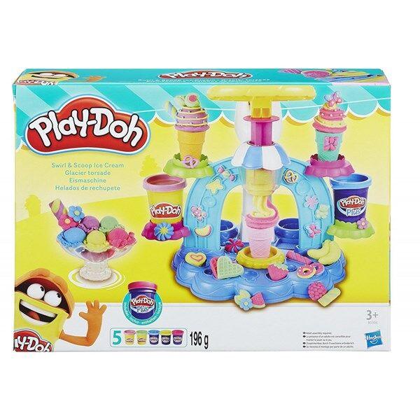 Play-Doh Swirl