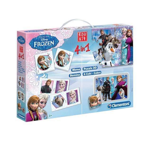 Disney Edu kit, Frozen