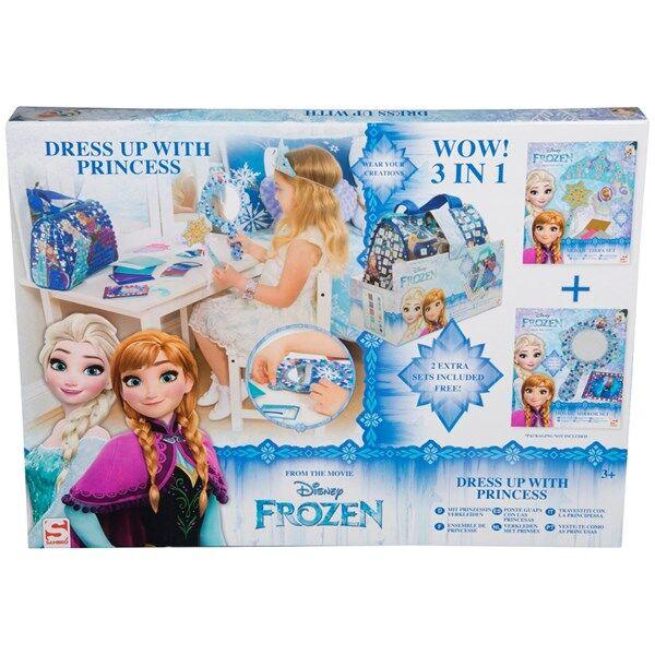 Mosaik-set 3 in 1, Disney Frozen