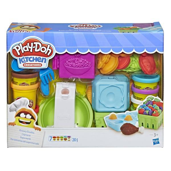 Play-Doh Grocery Goodies, Play-Doh