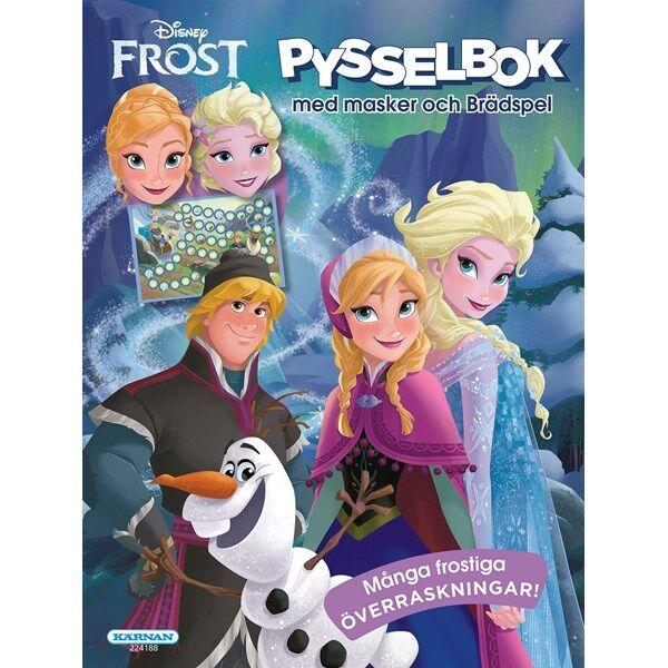 Disney Pysselbok Disney Frozen, Egmont Kärnan