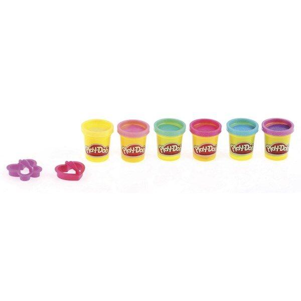 Play-Doh Glitterlerset, Play-Doh