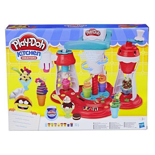 Image of Ultimate Swirl Ice Cream Maker, Play-Doh