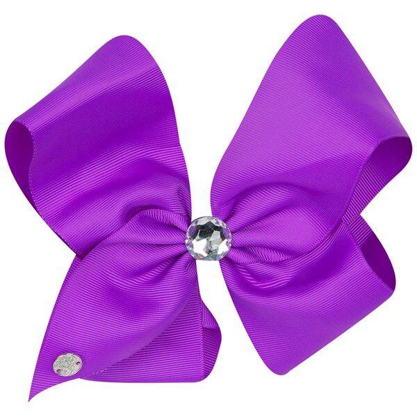 JoJo Siwa Bow Set Purple/Marble Dye Dark