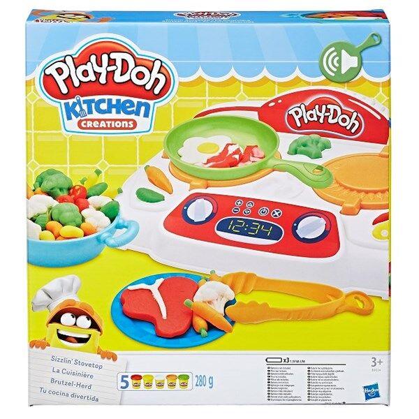 Play-Doh Sizzlin´Stovetop