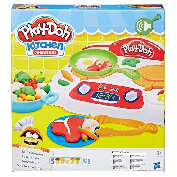 Play-Doh Sizzlin´Stovetop