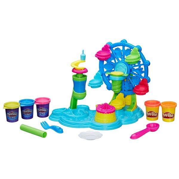 Play-Doh Muffinslekset, Play-Doh