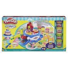 Play-Doh Sweet Shoppe Mega Set Kakku- & Jäätelösetti