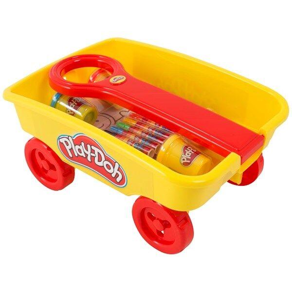 Play-Doh Puuhasetti Vaunu
