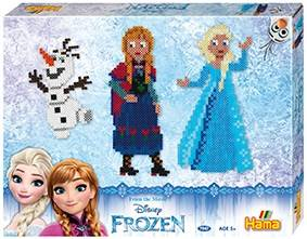 Disney Midi Pärlor Disney Frozen, 4000 delar, Hama