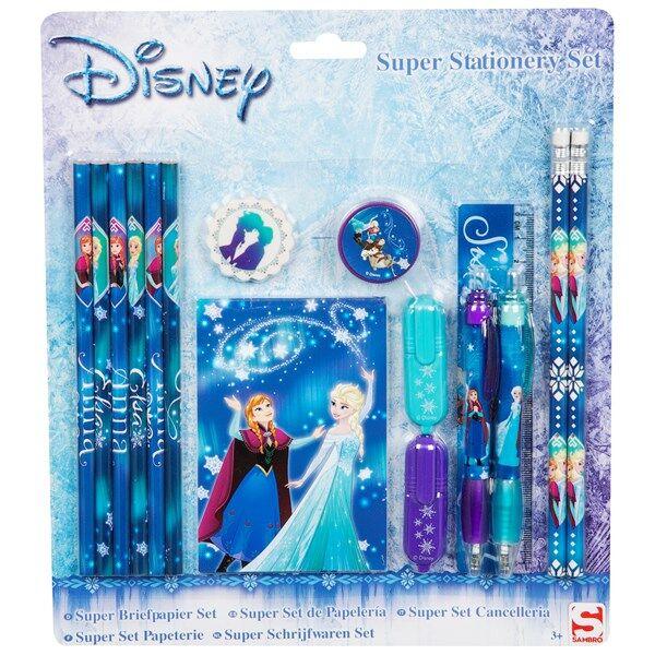 Disney Frozen Kirjoitussetti 16 Osaa