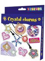 Askartelupakkaus kristallikaulakoru ja riipus Playbox