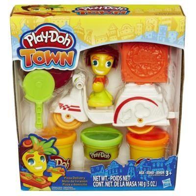 Play-Doh Town Mini Vehicle Pitsakuski