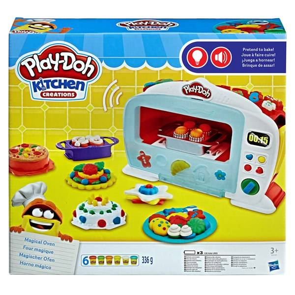 Play-Doh Magical Oven, Play Doh