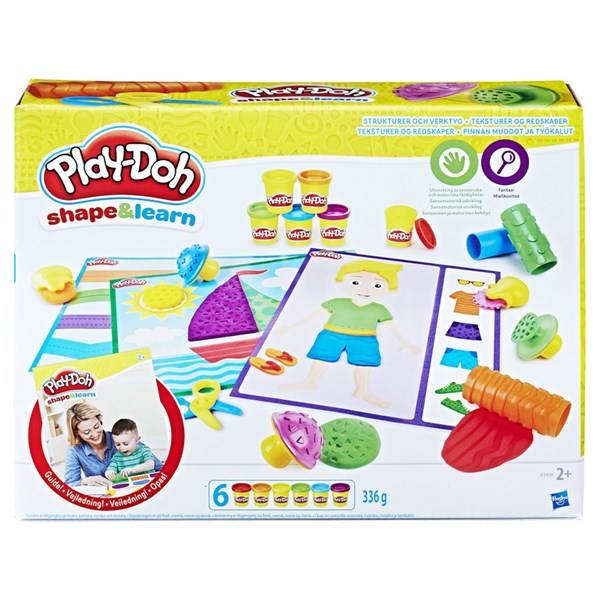 Play-Doh Playdoh Textures And Tools, Play-Doh