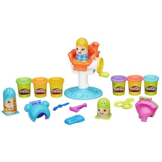 Play-Doh Crazy Cuts Playset, Play-Doh