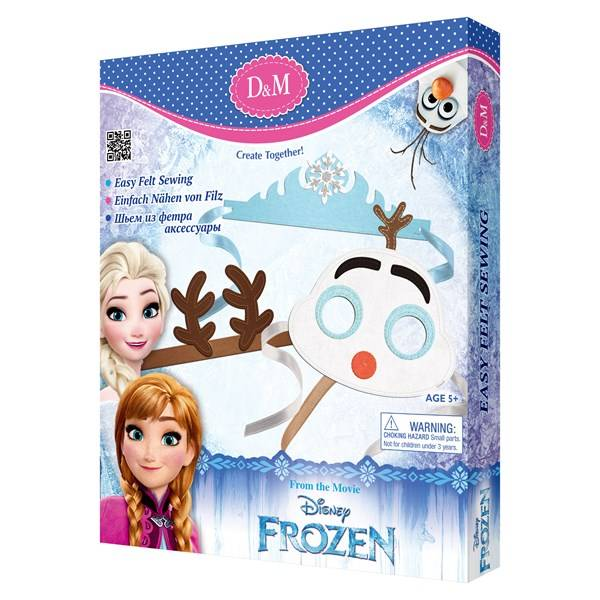 Disney Sy dina egna accessoarer, Disney Frozen