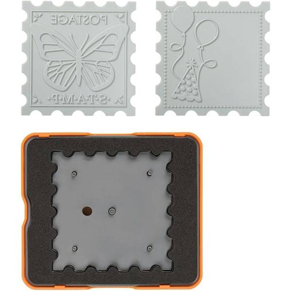 Fiskars Fuse© - Medium Design Set , koko  10x12  cm, postimerkki, 1kpl