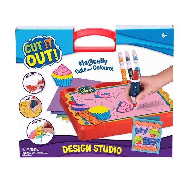 Cut It Out Design Studio Askarteluväline