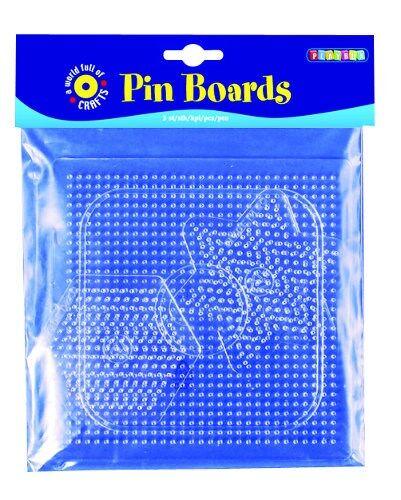 Helmialustat, läpinäkyviä, 3 kpl, Playbox