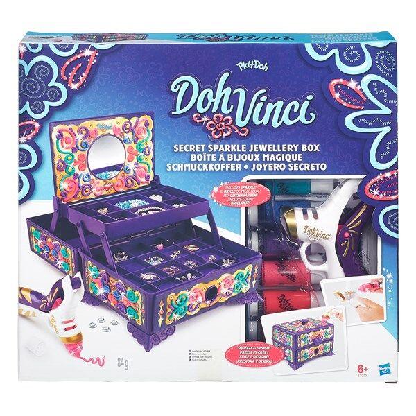 Sparkle Secret Sparkle Jewelery Box, DohVinci