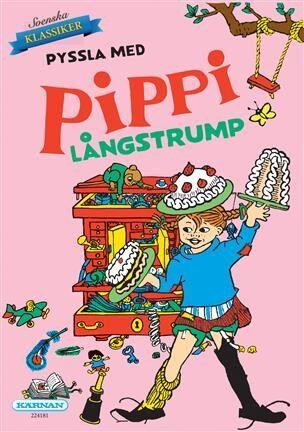 Pysselbok Pippi, Egmont Kärnan
