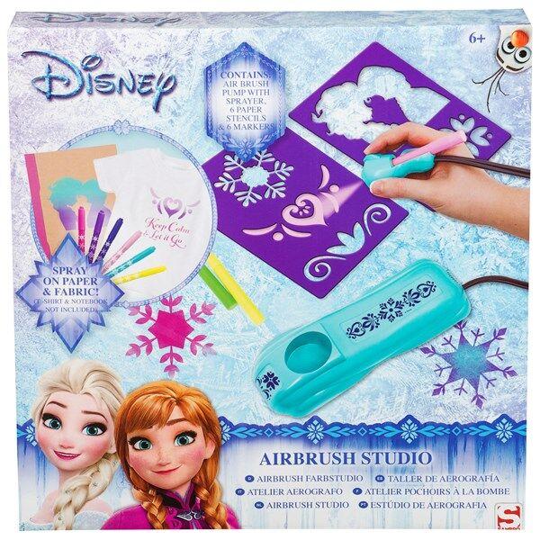 Disney Airbrush Studio, Disney Frozen