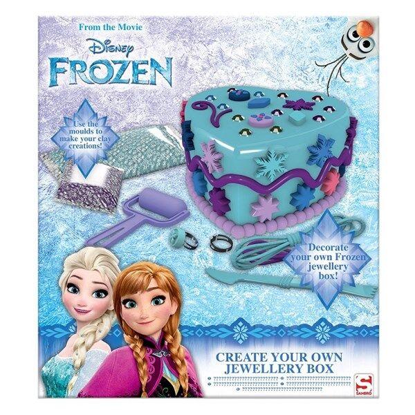 Disney Dekorera Ditt Egna Smyckeskrin, Disney Frozen