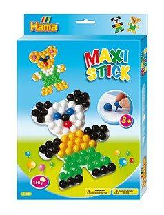 ASK Maxi-sticks i ask, Nalle, Hama