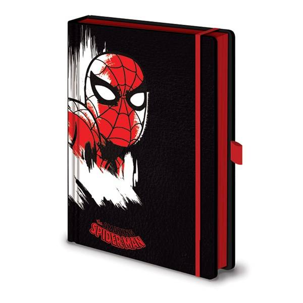 Marvel Retro Premium Muistikirja Spiderman