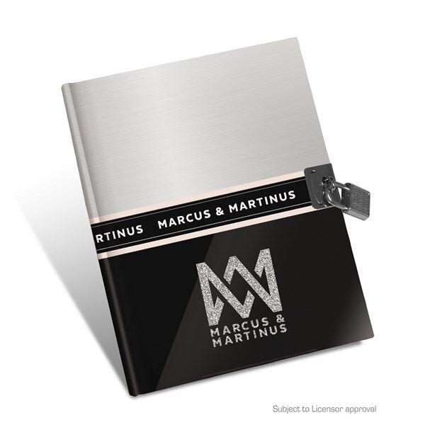 Päiväkirja Silver Line, Marcus & Martinus
