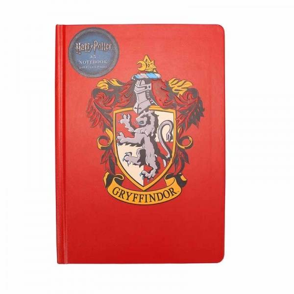 Harry Potter Gryffindor Muistikirja A5