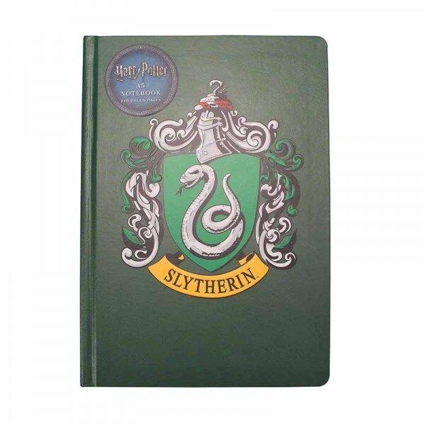 Harry Potter Slytherin Muistikirja A5