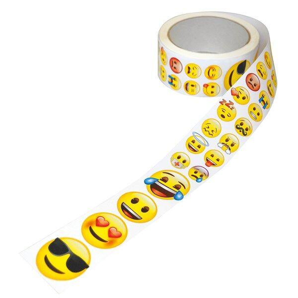 Tarrat rullassa, Emoji, Playbox