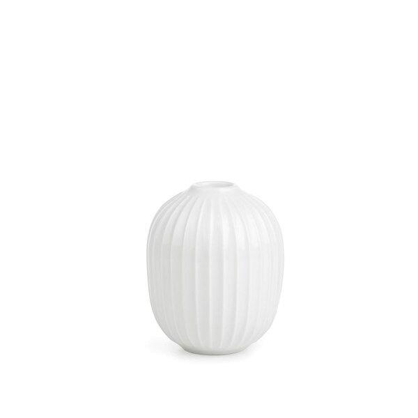 Kähler Hammershöi Kynttilänjalka 10 cm Petroolinsininen