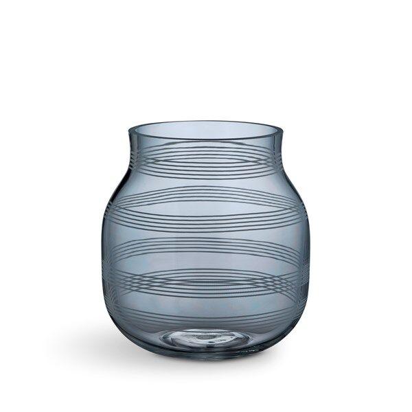Kähler Omaggio Maljakko 17 cm Sininen