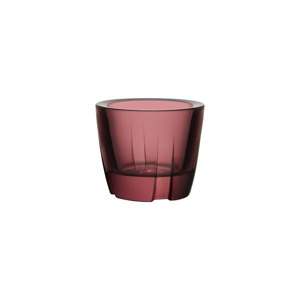 Kosta Boda Bruk Kynttilälyhty 6 cm Violetti
