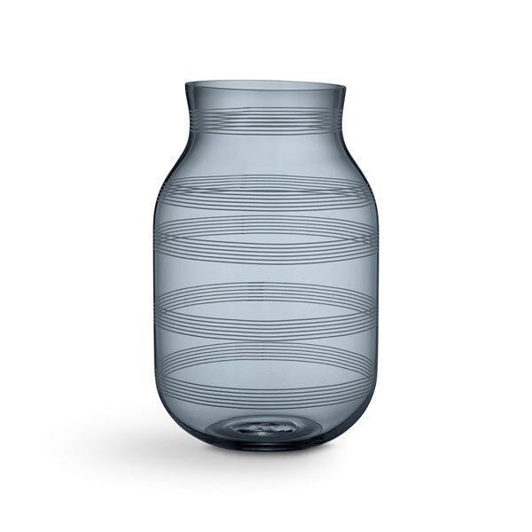 Kähler Omaggio Maljakko 28 cm Sininen