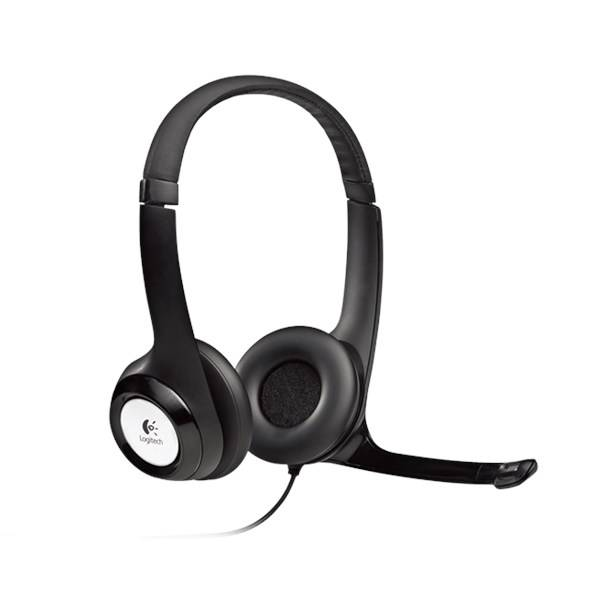 Logitech H390 USB Headset Logitech Black