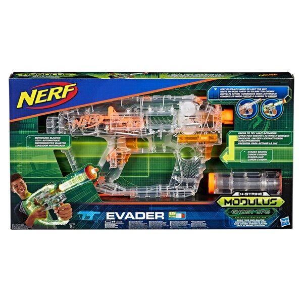 Nerf Shadow Ops Blaster, Nerf