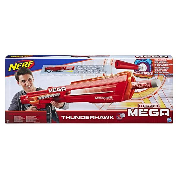 Nerf Mega Thunderhawk, Nerf