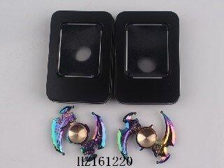 Fidget Spinner Metallic Rainbow