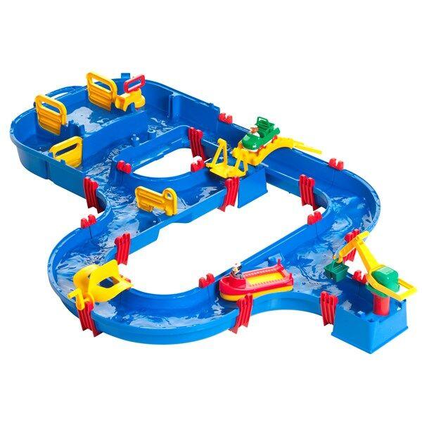 Sluss, Hamn & Marina- Set, AquaPlay