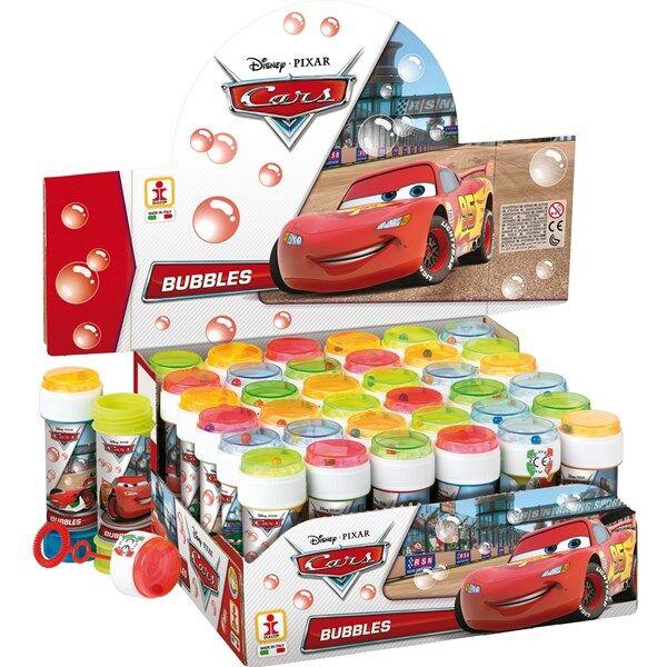 Disney Cars Saippuakuplat 60 ml